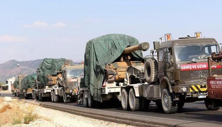 Άγκυρα: Στρατιωτική φάλαγγα 40 αρμάτων μάχης παρατάσσεται στον Έβρο-video