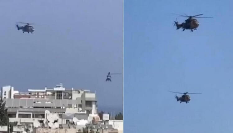 Σε επιφυλακή Αθήνα-Λευκωσία:Τουρκικά ελικόπτερα πάνω από την κατεχόμενη Κερύνεια