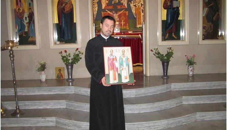 Ας ενώσουμε τις προσευχές μας για τον Ιερέα Κακαβελάκη Νικόλαο