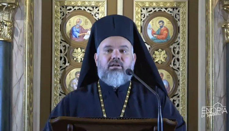 """π. Διονύσιος: """"O Χριστόδουλος δεν θα επέτρεπε να περάσει «στα ψιλά» το θαύμα της Θείας Κοινωνίας"""""""