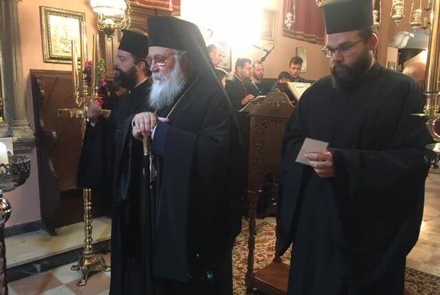 Μητροπολίτης Λαρίσης : ΄΄Η αθώωση του Αγίου Κερκύρας αποτελεί νίκη της Ορθοδοξίας΄΄