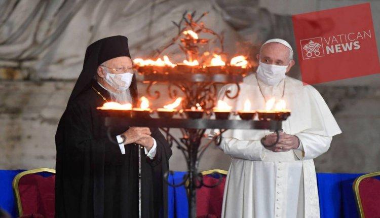 Βαρθολομαίος: Μήνυμα για ενότητα των Χριστιανών ή ένωση των Εκκλησιών;