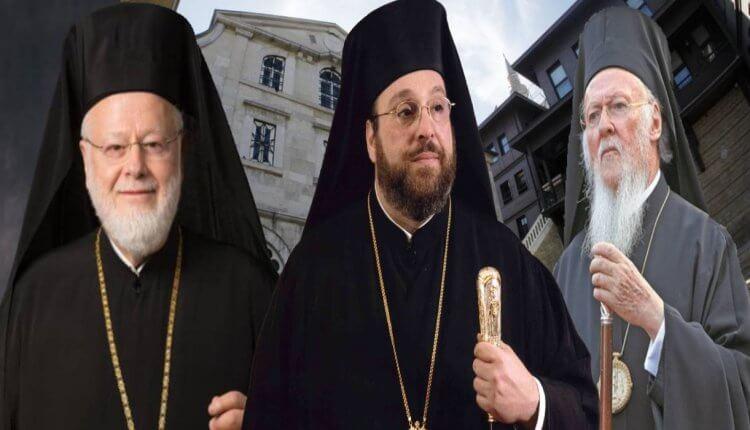 Ιερά Σύνοδος Οικ. Πατριαρχείου: Ποινή αργίας στον Μητροπολίτη Βοστώνης – Απομακρύνει τον Νέας Ιερσέης