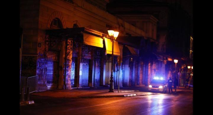 Απαγόρευση κυκλοφορίας: Τι ισχύει από Παρασκευή 13 Νοεμβρίου