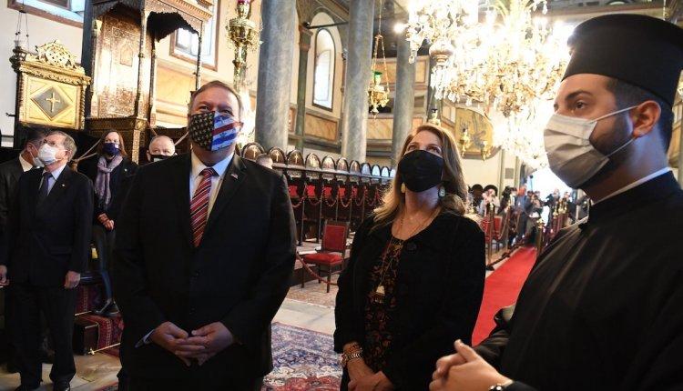 Πομπέο στο Φανάρι: Άκυρο στον Ερντογάν από τον Αμερικανό ΥΠΕΞ