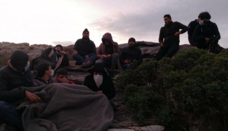 Κάρυστος- 42 μετανάστες αραβικής καταγωγής περισυνέλλεξε το Λιμενικό