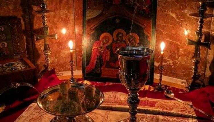 Σαρανταλείτουργο Χριστουγέννων: Έναρξη 15 Νοεμβρίου
