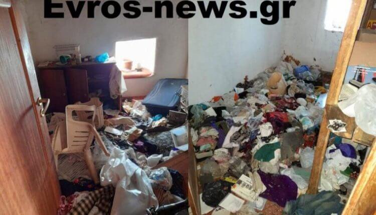 Έβρος: Υπό κατάληψη σπίτια από αλλοδαπούς στο Μεγάλο Δέρειο Σουφλίου