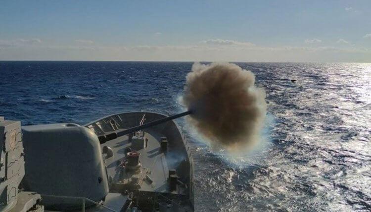 Ολοκληρώθηκε η άσκηση του Πολεμικού Ναυτικού στο  Αιγαίο