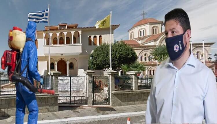 """Θεσσαλονίκη! Στο """"κόκκινο"""" και άλλες περιοχές – Που γίνονται Λειτουργίες μέχρι 9 άτομα"""