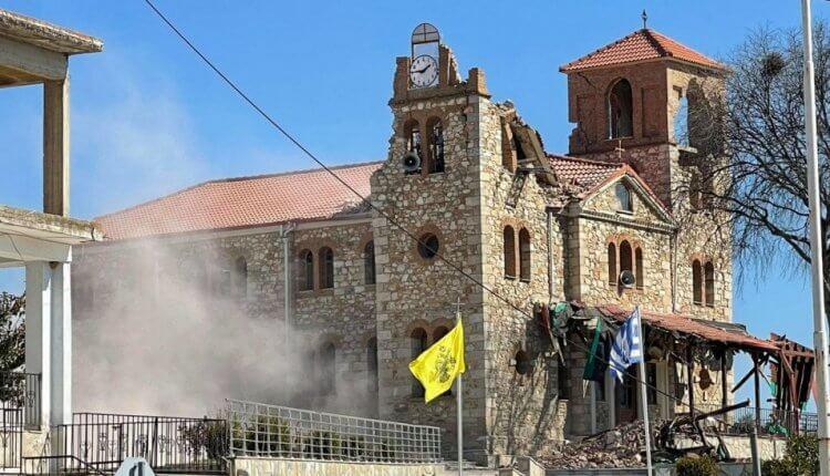 Ι.Μ. Καλαβρύτων: Συμπαράστασή στους πληγέντες του σεισμού της Θεσσαλίας