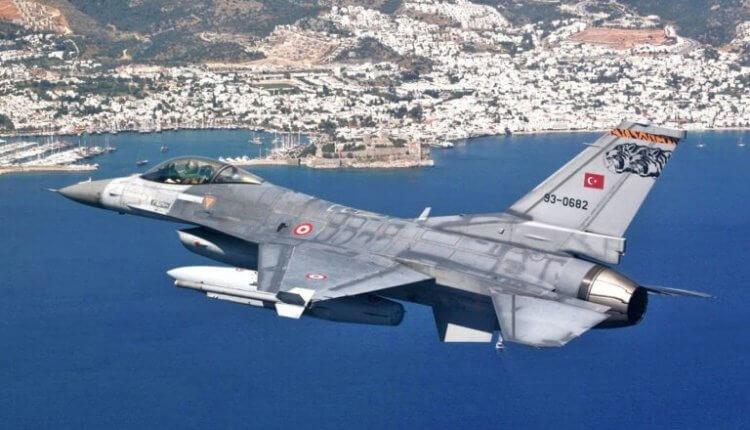 Ψυχρολουσία για τους Τούρκους – Το άδειασμα των ΗΠΑ για τον εναέριο χώρο