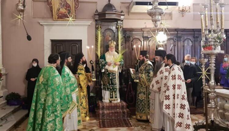 Μητροπολίτης Κερκύρας: Ο Άγιός μας έχει απαλλάξει από τον κορονοϊό