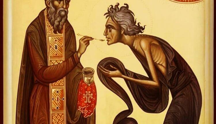 Πέμπτη Κυριακή των Νηστειών:Τιμούμε την μνήμην της Οσίας Μαρίας της Αιγυπτίας