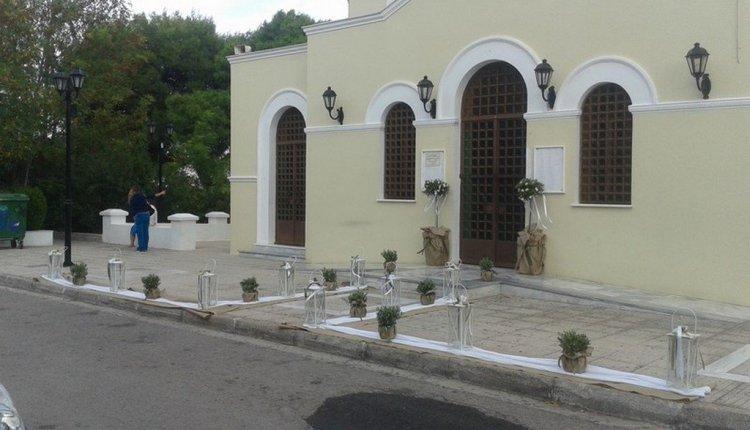 Αιγάλεω: Το εκκλησάκι της Αγίας Βαρβάρας
