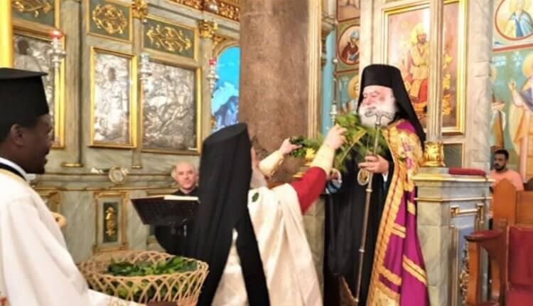 Αλεξανδρείας Θεόδωρος: Η χαρά της Αναστάσεως να διώξει όλα τα σύννεφα της πανδημίας