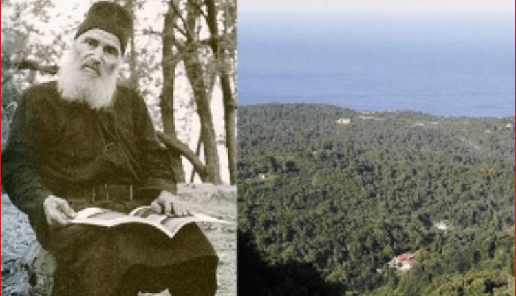 Γέρων Φανούριος: Ο Ρουμάνος ασκητής από την Καψάλα
