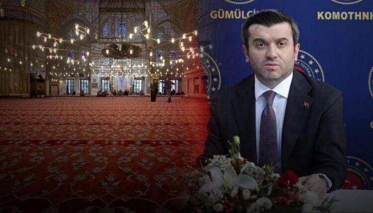 Μετατρέπουν την Β. Ελλάδα σε τουρκική επαρχία! – Τζαμί στη Θεσσαλονίκη απαιτεί ο Σ. Κιράν
