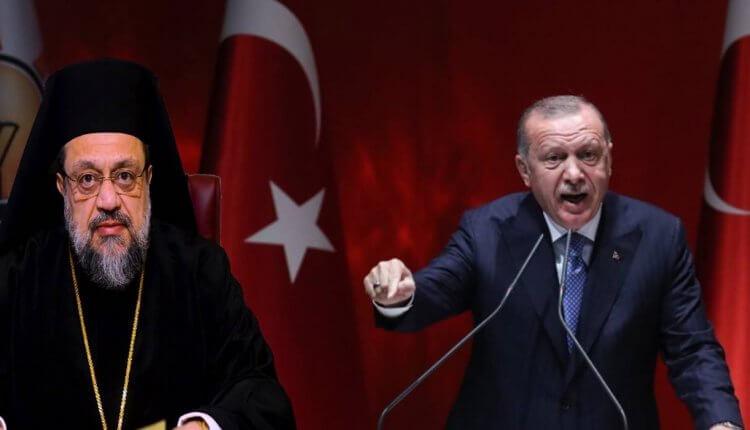 Μεσσηνίας Χρυσόστομος: Ο Ερντογάν εργαλειοποιεί την θρησκεία