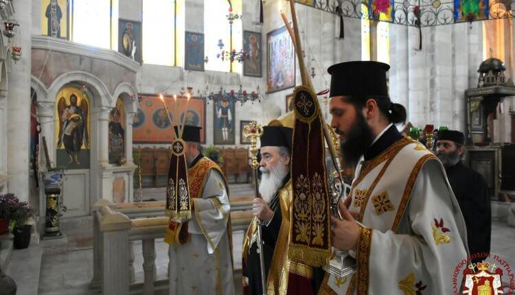 Ιεροσόλυμα: Κυριακής της Σαμαρείτιδος στο Φρέαρ του Ιακώβ