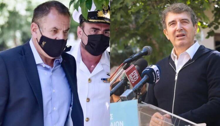 Παναγιωτόπουλος-Χρυσοχοΐδης : Η Ελλάδα θωρακίζεται απέναντι σε κάθε απειλή ασφαλείας