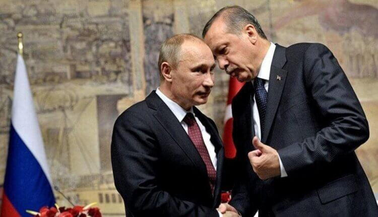Συνάντηση Ερντογάν με Πούτιν – Τι θα συζητήσουν