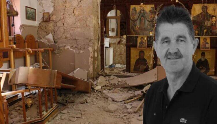 Η Εκκλησία της Κρήτης σε συναγερμό – Το τάμα του αδικοχαμένου Ιάκωβου