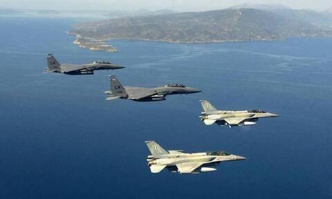 Τουρκικές προκλήσεις: 37 παραβιάσεις -Λίγο έλειψε για θερμό επεισόδιο