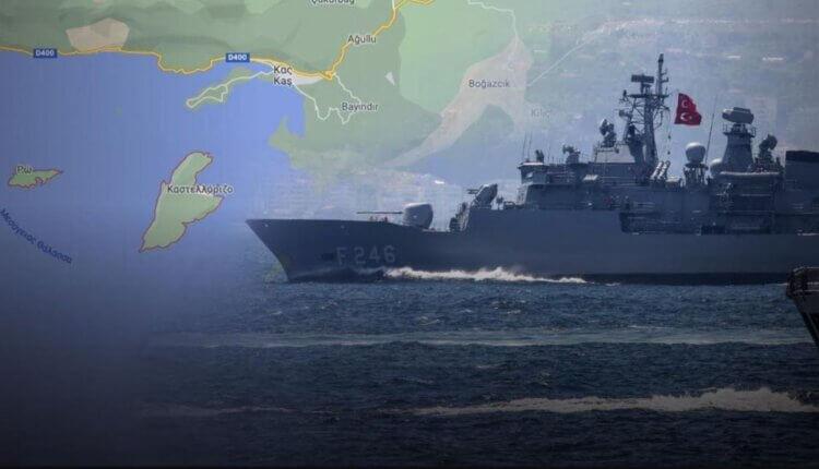 Αιγαίο – Η Άγκυρα εξέδωσε NAVTEX στην Μεγίστη